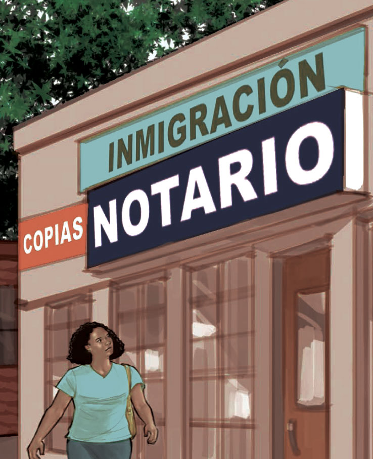 Los Angeles County Takes Steps to Protect Immigrants from Notario Fraud