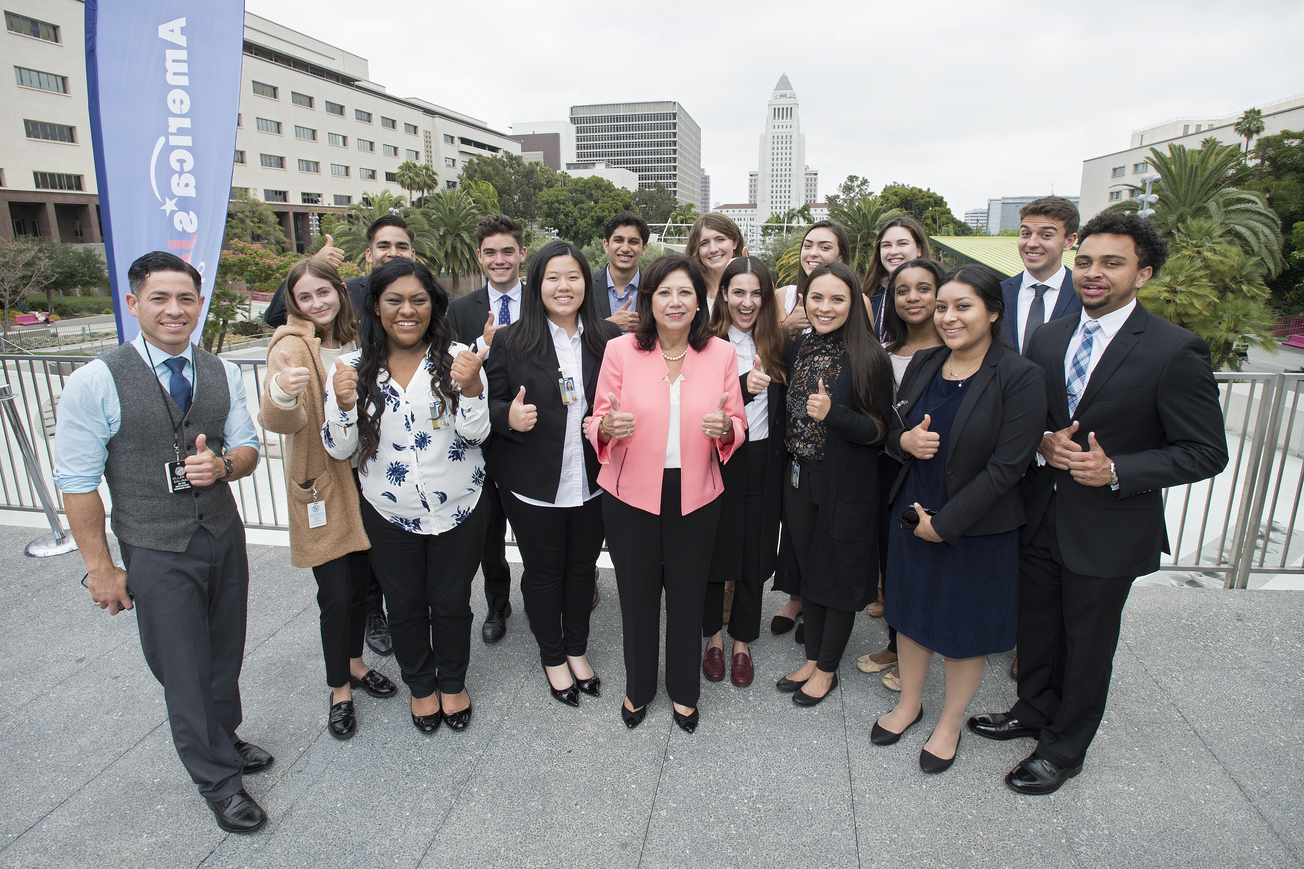LA County to Launch Youth-Employee Mentoring Program